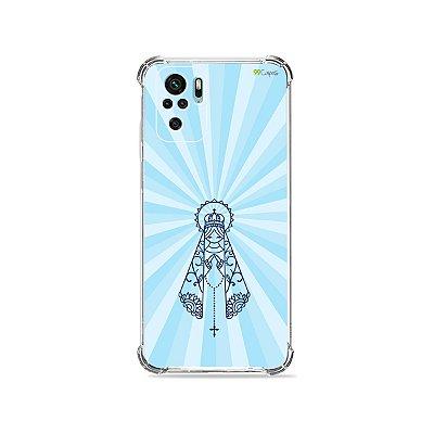 Capa para Xiaomi Redmi Note 10 4G - Nossa Senhora