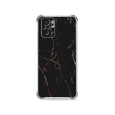Capa para Xiaomi Redmi Note 10 4G - Marble Black