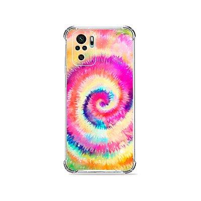 Capa para Xiaomi Redmi Note 10 4G - Tie Dye