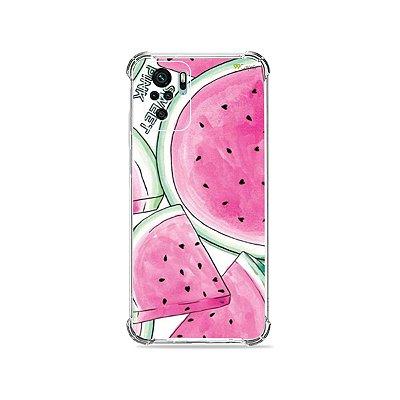 Capa para Xiaomi Redmi Note 10 4G - Watermelon