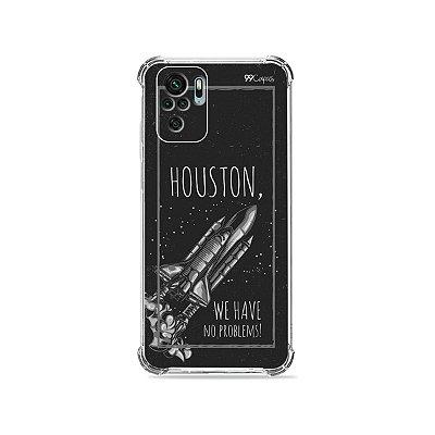 Capa para Xiaomi Redmi Note 10 4G - Houston