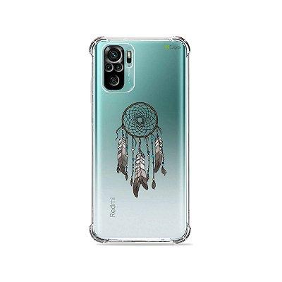 Capa (Transparente) para Xiaomi Redmi Note 10 4G - Filtro dos Sonhos