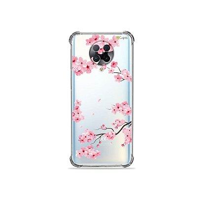 Capa (Transparente) para Xiaomi Poco F2 Pro - Cerejeiras
