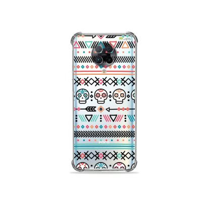Capa (Transparente) para Xiaomi Poco F2 Pro - Tribal