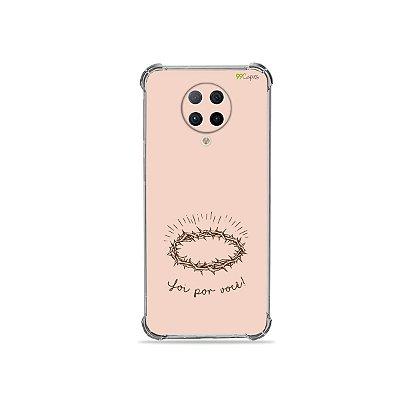 Capa para Xiaomi Poco F2 Pro - Foi por você