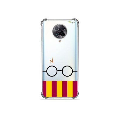 Capa (Transparente) para Xiaomi Poco F2 Pro - H.P.