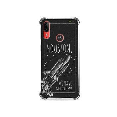 Capa para Moto E6 Plus - Houston