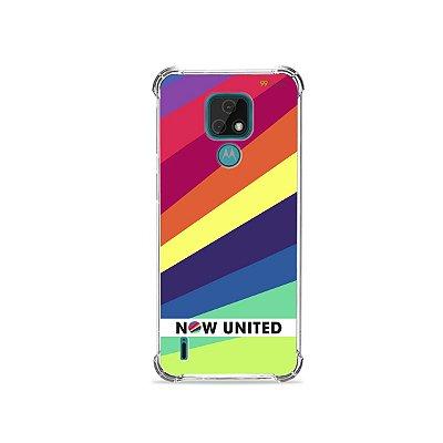 Capa para Moto E7 - Now United 1