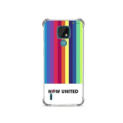 Capa para Moto E7 - Now United 2