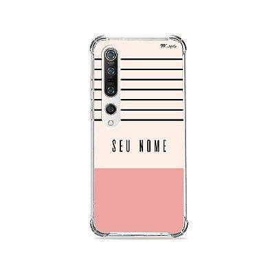 Capinha Basic com nome para Xiaomi - 99Capas