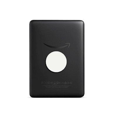 Popsocket branco para Kindle - 99Capas