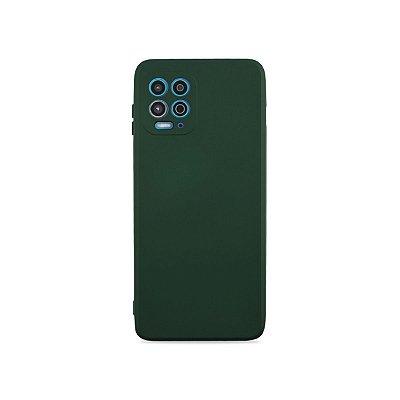 Silicone Case Verde Cactus para Moto G100
