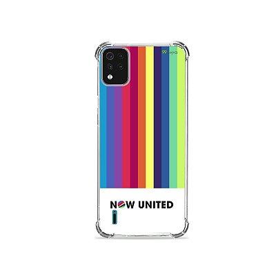 Capa para LG K42 - Now United 2
