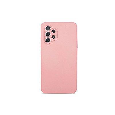 Silicone Case Rosa para Galaxy A72 - 99Capas