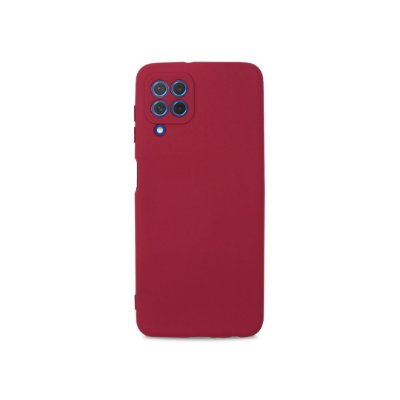 Silicone Case Vermelha para Galaxy A22 4G - 99Capas