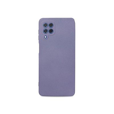 Silicone Case Lilás para Galaxy M62 - 99Capas