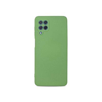 Silicone Case Verde para Galaxy M62 - 99Capas
