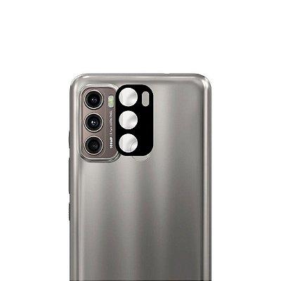 Película 3D de vidro para lente de câmera Moto G60 - 99Capas