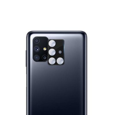 Película 3D de Vidro para lente de câmera para Galaxy M51 - 99Capas
