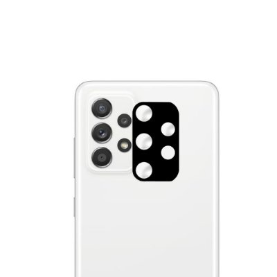 Película 3D (de vidro) para lente de câmera para Galaxy A72 - 99Capas