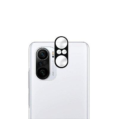 Película 3D de Vidro para lente de câmera para Poco F3 - 99Capas