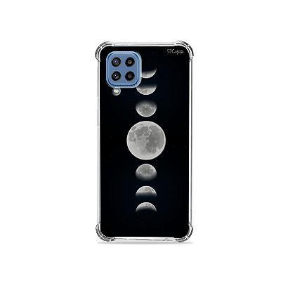 Capa para Galaxy M32 - Fases da Lua