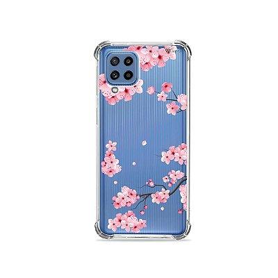 Capa (Transparente) para Galaxy M62 - Cerejeiras