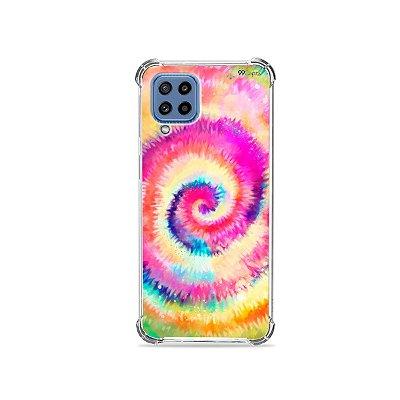 Capa para Galaxy M62 - Tie Dye