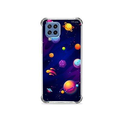 Capa para Galaxy M62 - Galáxia