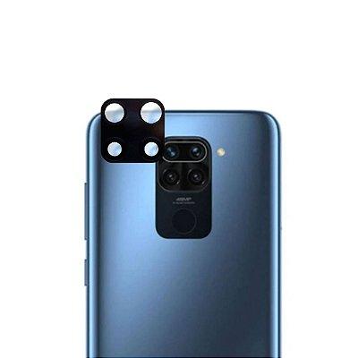 Película 3D de Vidro para lente de câmera para Redmi Note 9 Pro - 99Capas