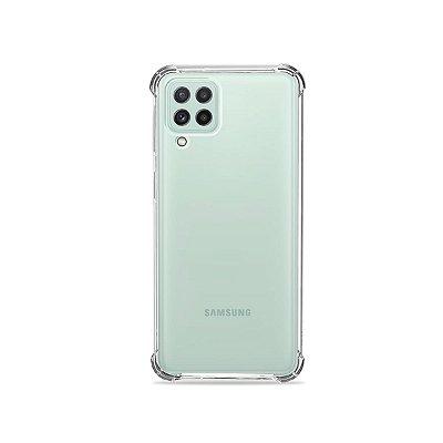 Capa Transparente Anti-Shock para Galaxy A22 4G