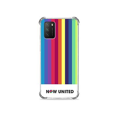 Capinha para Poco M3 - Now United 2