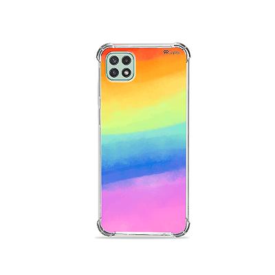 Capinha para Galaxy A22 5G - Rainbow