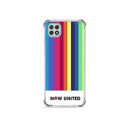 Capinha para Galaxy A22 5G - Now United 2