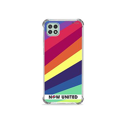 Capinha para Galaxy A22 5G - Now United 1
