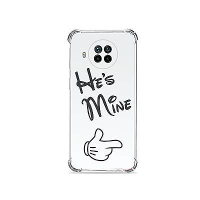 Capa para Mi 10T Lite - He's Mine