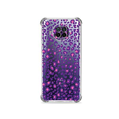 Capa para Mi 10T Lite - Animal Print Purple