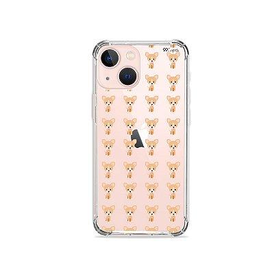 Capa para iPhone 13 - Chihuahua