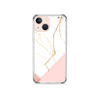 Capa para iPhone 13 -  Marble