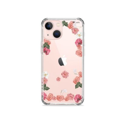 Capa para iPhone 13 - Pink Roses