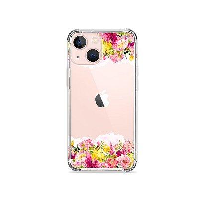 Capa para iPhone 13 - Botânica