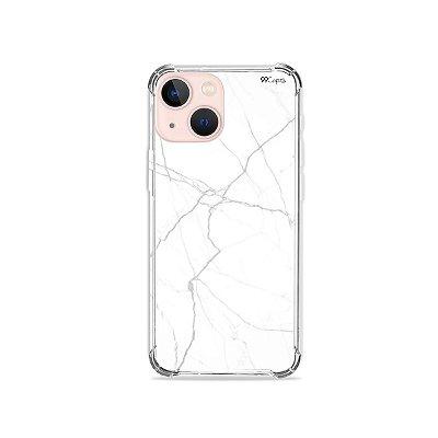 Capa para iPhone 13 - Marble White