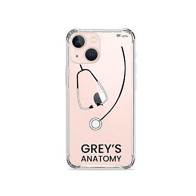 Capa para iPhone 13 -  Grey's