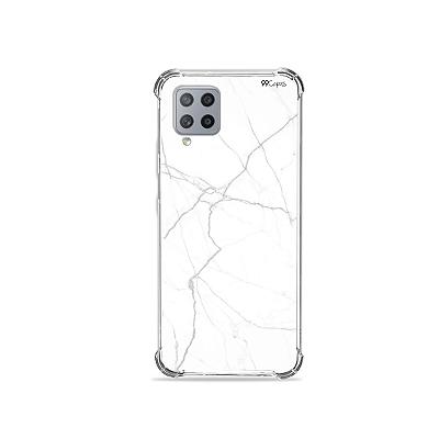 Capa para Galaxy A42 5G - Marble White