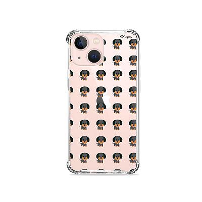 Capa para iPhone 13 Mini - Salsichinha