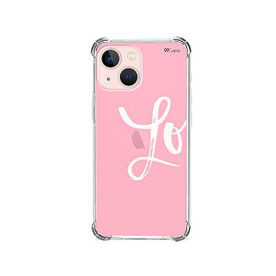 Capa para iPhone 13 Mini - Love 1