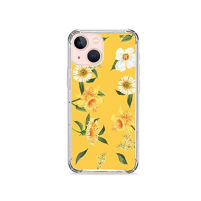 Capa para iPhone 13 Mini - Margaridas