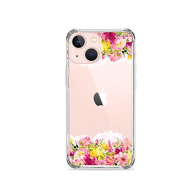 Capa para iPhone 13 Mini - Botânica