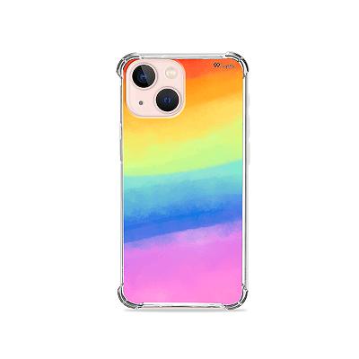 Capa para iPhone 13 Mini - Rainbow