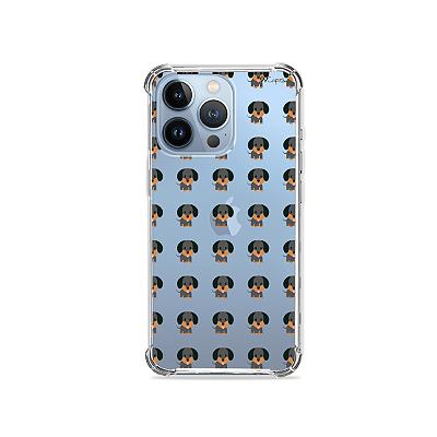 Capa para iPhone 13 Pro Max - Salsichinha